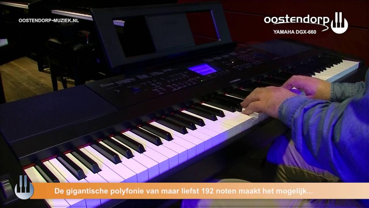 Yamaha DGX-660 review: Not Just a Digital Piano | PianoDreamers