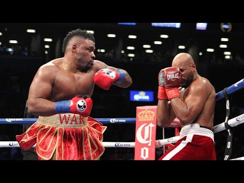Jarrell Miller vs. Gerald Washington | SHOWTIME CHAMPIONSHIP BOXING Prelims
