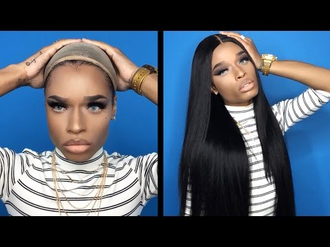 How-To: Glue Down a Lace Wig with Gots2be Gluded