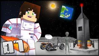 ENCONTRAMOS ALIENS NA LUA! // Perdidos no Espaço #07
