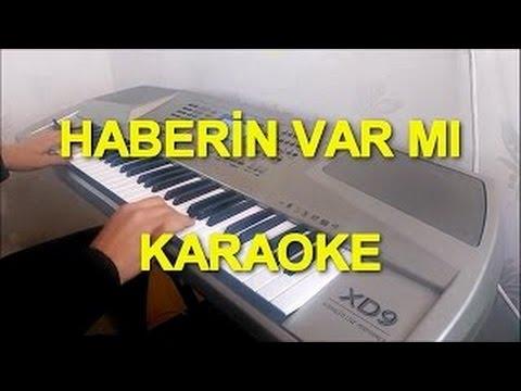 Y. Bingöl Haberin var mı yar yar karaoke