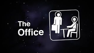 THE OFFICE: THE FINAL FRONTIER...