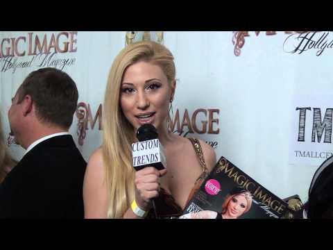 Russian Actress, Model & Producer Lika