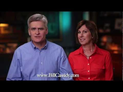 Bill Cassidy for Senate Announcement