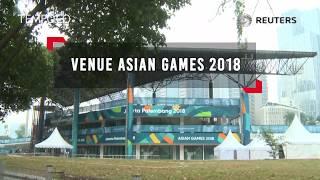 Venue untuk Asian Games 2018 Sudah Siap