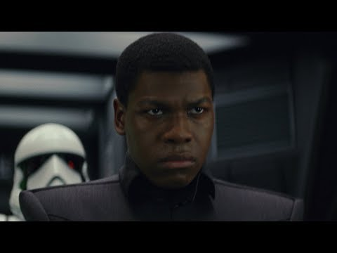 Finn's Journey in Star Wars: The Last Jedi - John Boyega Interview