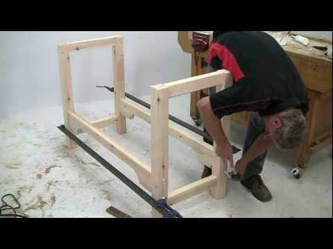 Build a Workbench – Build it with Bosch