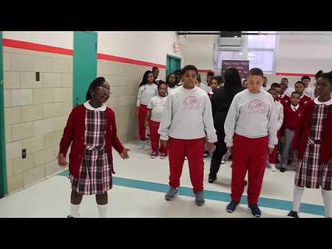 "Baltimore's Cardinal Shehan School Choir Talks Going Viral, Performs ""Rise Up"""
