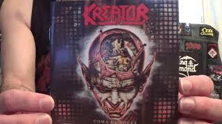 My TOP 5 Albums of Kreator