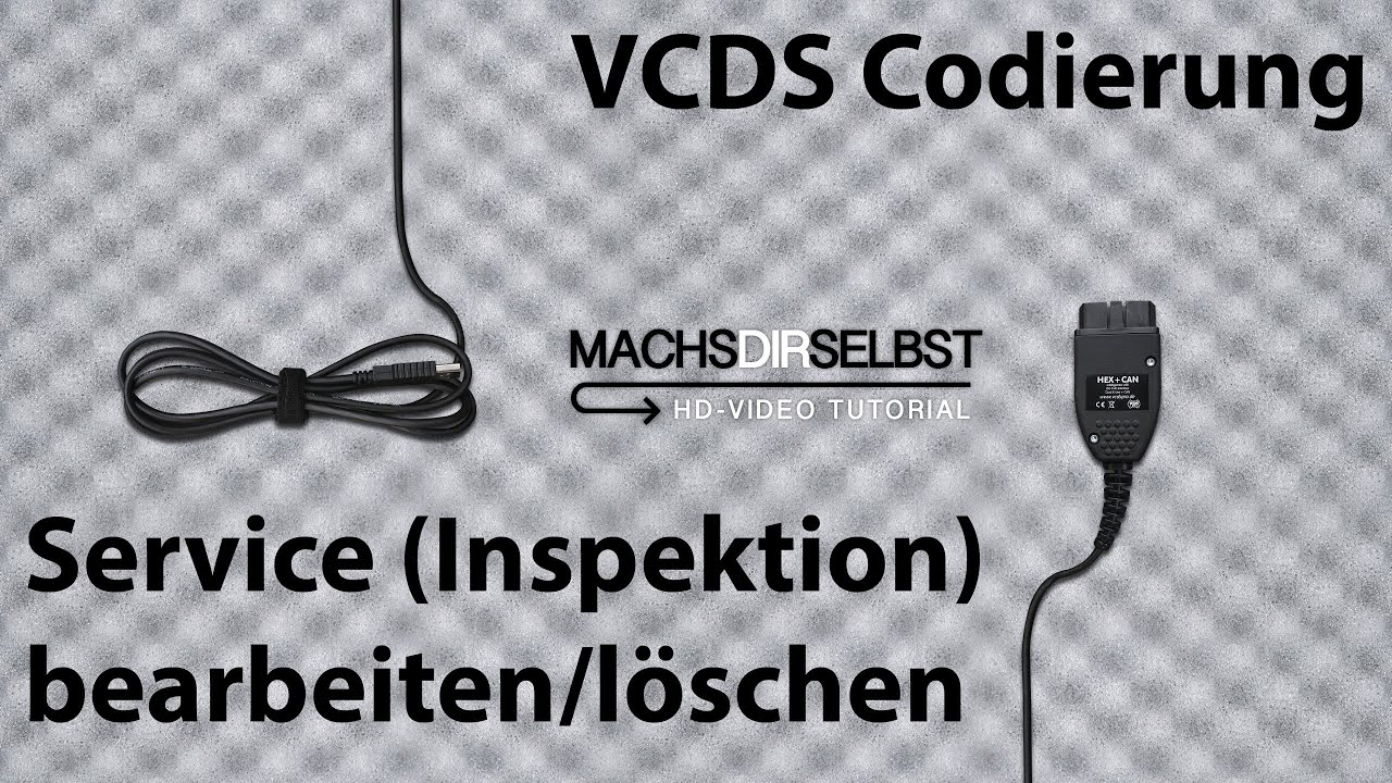 service inspektion zur ckstellen bearbeiten mit vcds tutorial hd youtube. Black Bedroom Furniture Sets. Home Design Ideas