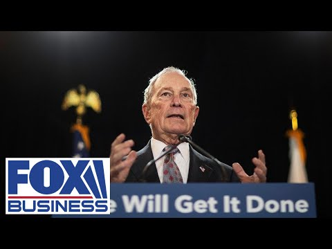 Bloomberg to purchase $40M in ad buys for Biden in Florida