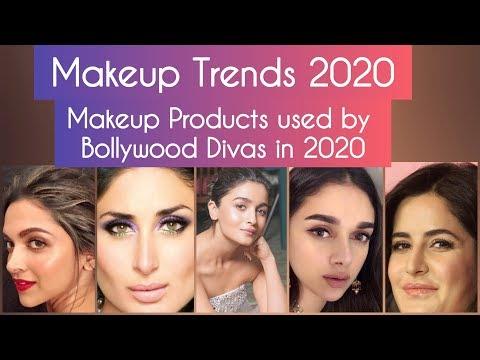 Makeup Trends 2020 | Bollywood latest makeup 2020 | Bollywood News | Celebrities Makeup products |