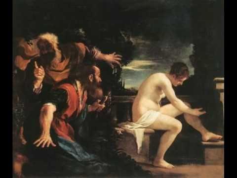 Stradella : La Susanna, oratorio per musica - Parte Prima (NN 1-15)