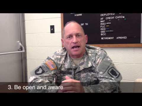 Fort Gordon deployment tips