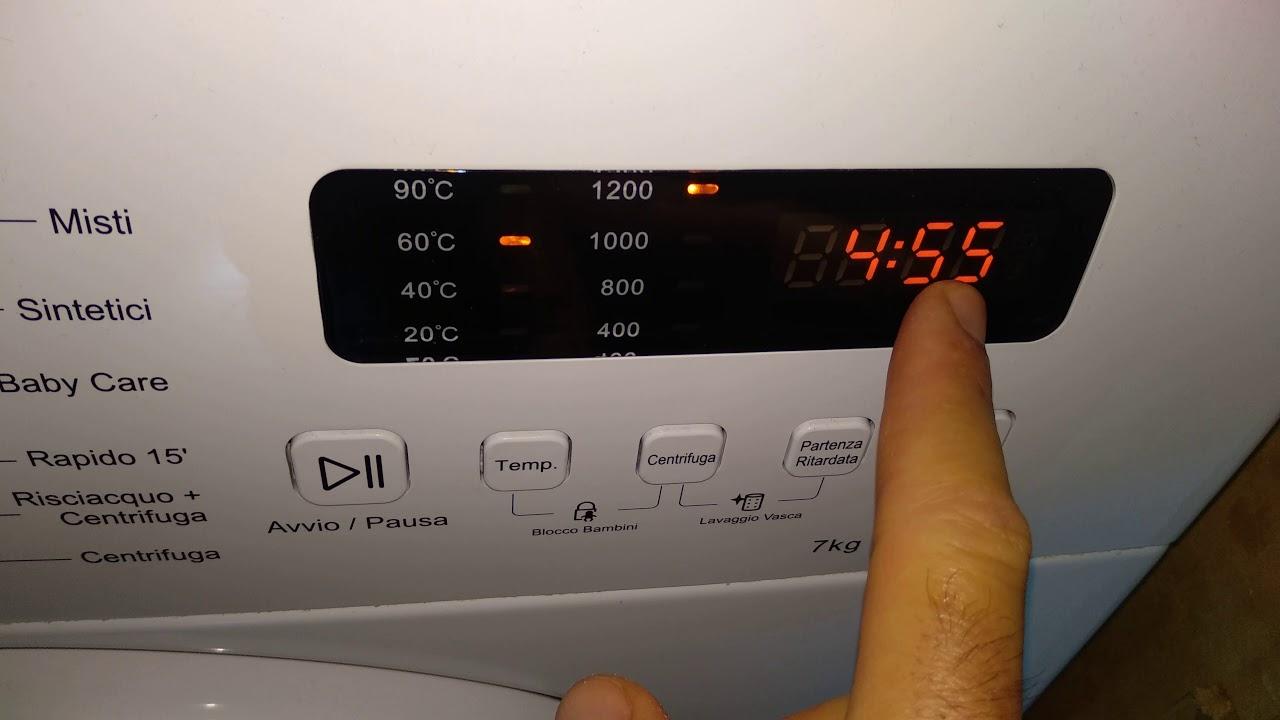 Beko È Una Sottomarca programmi cotone lavatrice akai - youtube