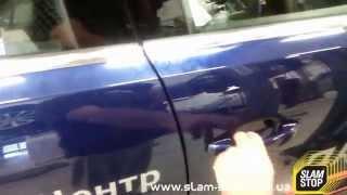 Доводчик двери на Audi Q5 – Дотяжка автомобильных дверей SlamStop(Доводчик автомобильных дверей SlamStop: http://slam-stop.com.ua/about Обеспечивает автоматическое, плавное закрытие двери..., 2014-12-15T20:41:12.000Z)