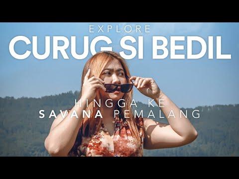 BERENANG DI CURUG SI BEDIL HINGGA KE SAVANA PEMALANG - RIVLOG #3