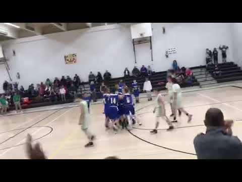 Elkin middle schooler hit buzzer beater to win