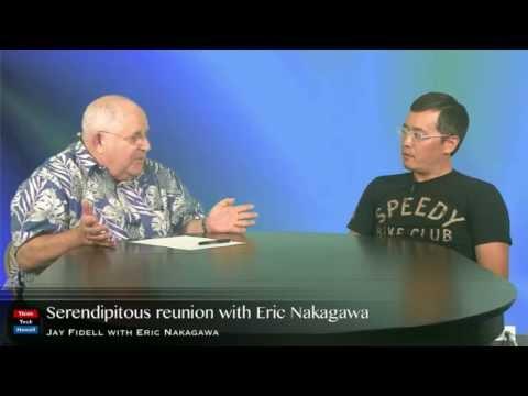 A Serendipitous Reunion with Eric Nakagawa