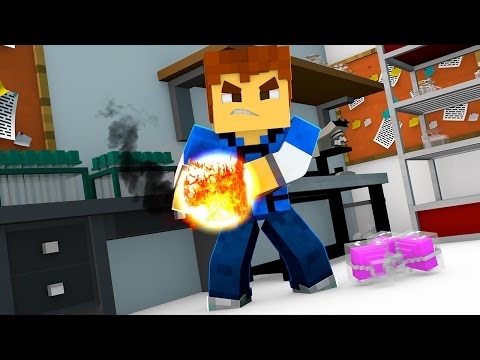 Minecraft LIFE - SUPER POWER !?