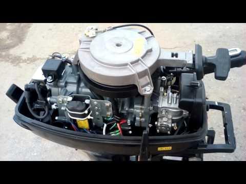 форсировать лодочный мотор сеа про