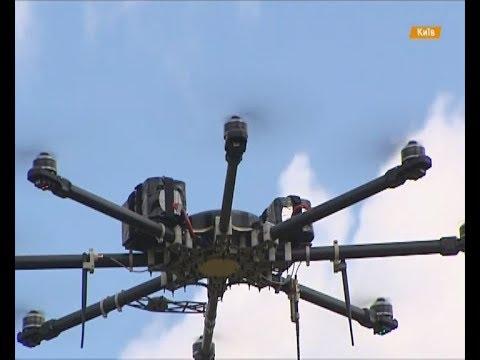 Современные квадрокоптеры и прямой эфир с фронта. Как работает украинская аэроразведка