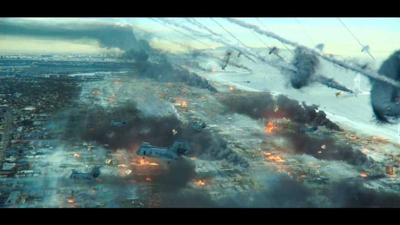 World Invasion: Battle Los Angeles - Trailer - Biopremiär 20 april