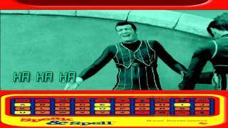 We Are Number One but I sentence-mixed a Speak & Spell for the lyrics