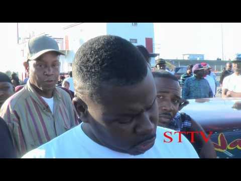 STTV - Tony Wright-Silver Bullet vs Nasty Boyz-Gigantor