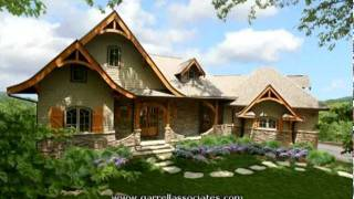 Hot Springs Cottage House Plan By Garrell Associates, Inc.  Michael W. Garrell Ga 47