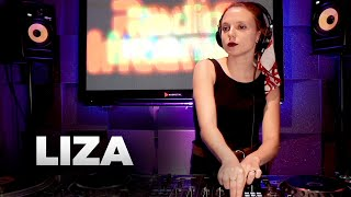 Liza - Live @ Radio Intense Barcelona 6.11.2019 // Melodic Techno, Progressive mix