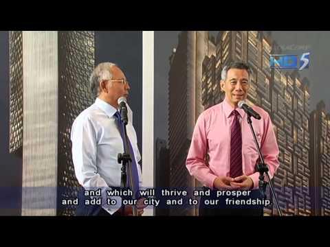 M'sia's Khazanah & S'pore's Temasek joint venture projects Marina One & DUO
