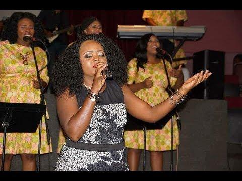 Winnie Mukadi  