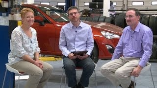 Talking Cars with Consumer Reports #19: All About Tires