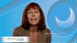 Clinical Director of Crystal Clear Vision Toronto Dr. Sondra Black on the KAMRA Reading Inlay