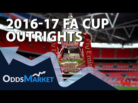 2016-17 FA Cup Outrights Betting