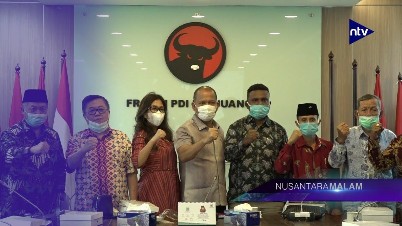 Fraksi PDI Perjuangan Bahas UU Cipta Kerja