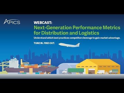 Next-Generation Performance for Distribution, Logistics, and Supply Chains