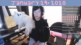 [1/29/2020] League with friends + chatting + TEMMIE