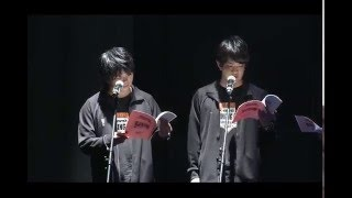 Haikyuu!! Winter Training Camp - Night Event - Live Reading (Eng Sub)