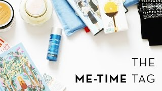 The Me-Time Tag | makeupTIA