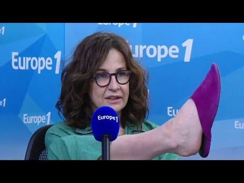 Valérie Lemercier : 'J'adorerais être maîtresse de cérémonie à Cannes !'