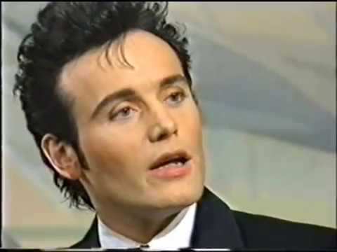 Adam Ant interview on the BBC