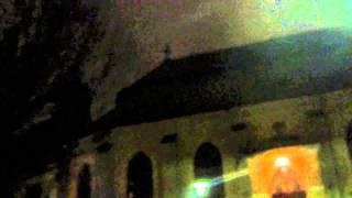Helgmålsringning i Tyska Christinae kyrka i Göteborg - a° b° (ciss