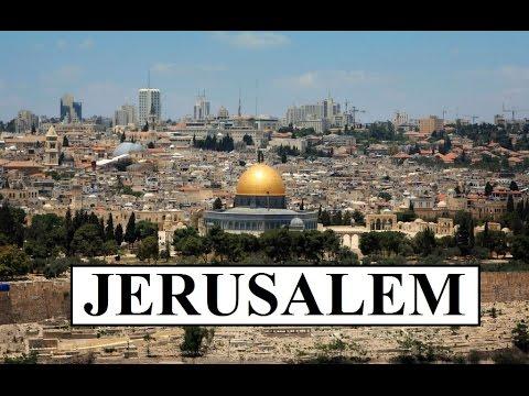 Israel/Jerusalem Old city & Yad Vashem  Part 5