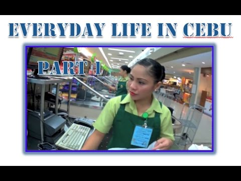 Everyday life in the Philippines - Capitol Site, Cebu City Pt1