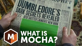 What is Mocha and planar tracking?