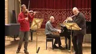 Wilhelm Popp - Black Forest Flower; Ion Bogdan Stefanescu flute