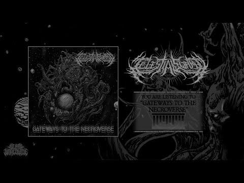 CELESTIAL SWARM - GATEWAYS TO THE NECROVERSE [OFFICIAL ALBUM STREAM] (2021) SW EXCLUSIVE