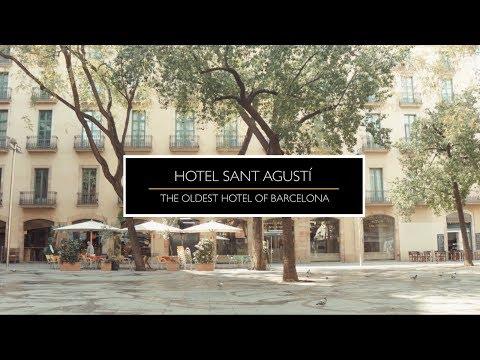 Hotel Sant Agustí Barcelona